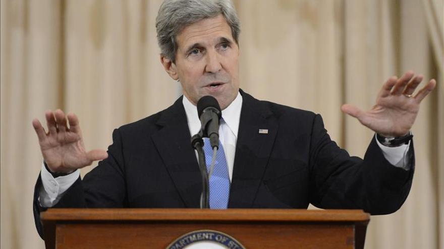 """Kerry dice que las pruebas del ataque químico de Asad son """"claras y convincentes"""""""