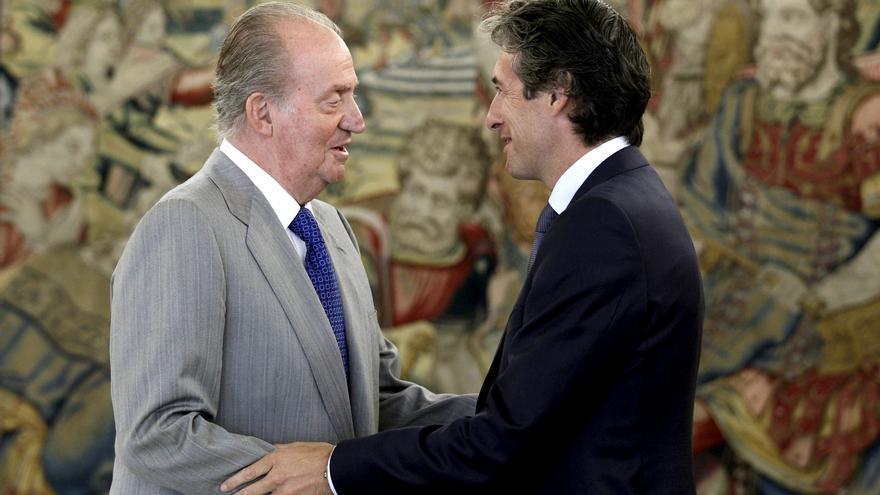 La FEMP pide ante el rey que los ayuntamientos tengan voz en el nuevo modelo de Estado