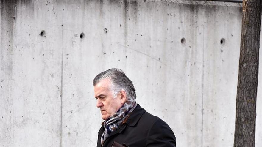 Testaferro de Bárcenas: Me llamó preocupado tras perder 31 millones de euros