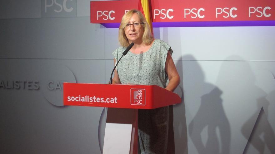 """El PSC cree que la apuesta por el independentismo """"llevará a más catalanes a alejarse"""" del PDC"""