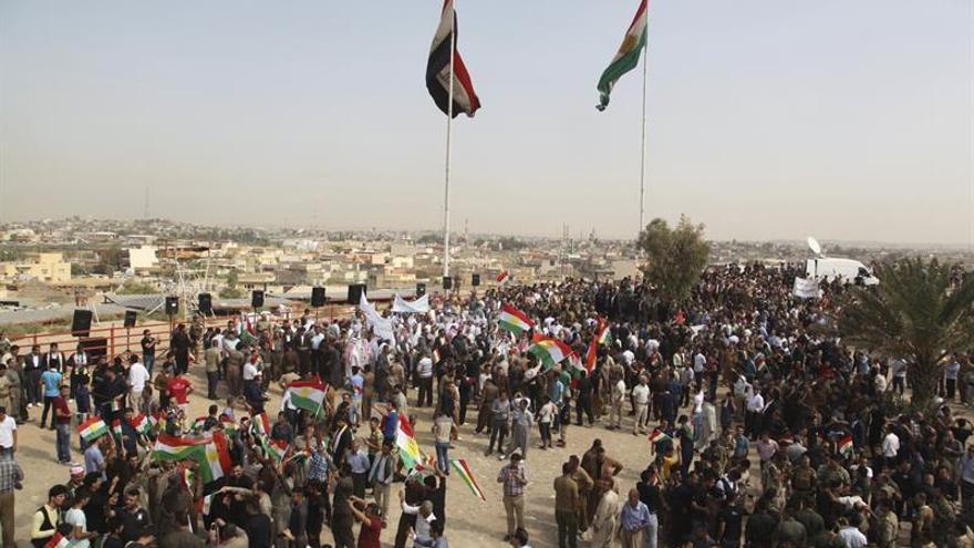 Irak anuncia una ofensiva para recuperar uno de los dos últimos bastiones del EI