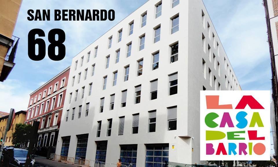 Imagen promocional de La Casa del Barrio