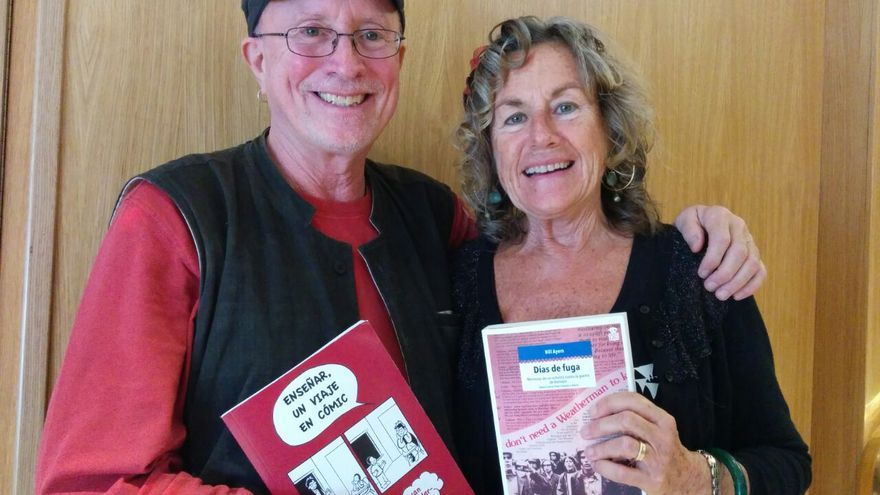 Bill Ayers y Bernardine Dohrn