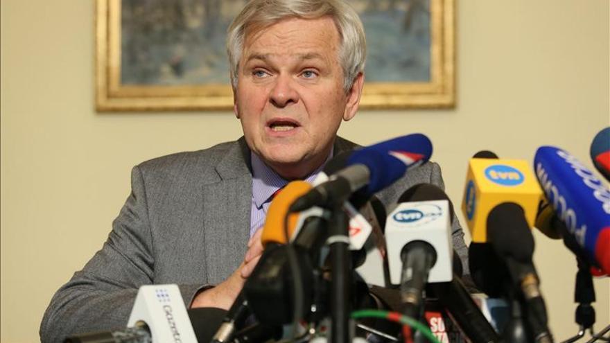 La Embajada rusa en Varsovia denuncia la falta de protección durante los disturbios de ayer
