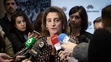 """Teresa Ribera, sobre Jordi Sevilla: """"Es un señor al que conocemos todos y si no está cómodo, que se vaya"""""""