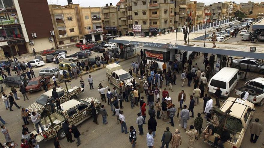 Muertos seis soldados de las fuerzas de Hafter en combates en Bengasi
