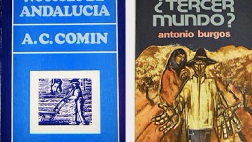 Libros de Antonio Burgos y Alfonso Carlos Comín