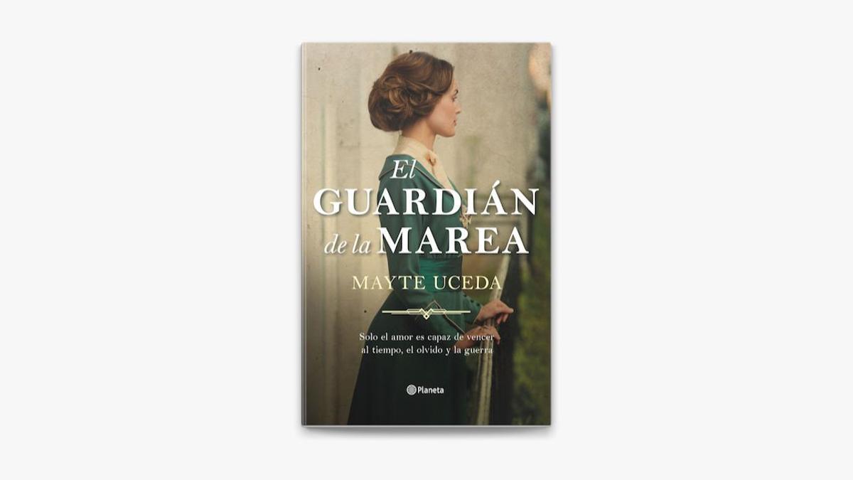 'El guardián de la marea' de Mayte Uceda