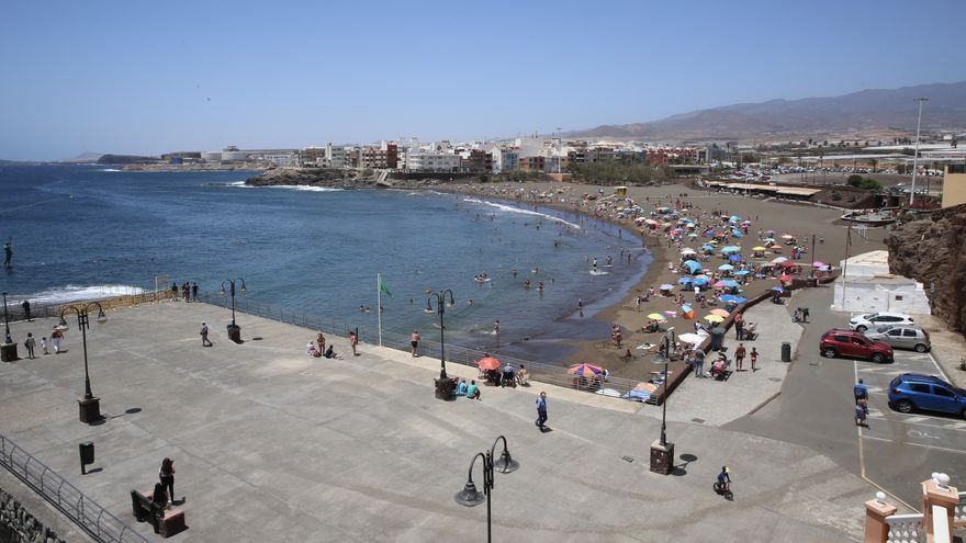 Temperaturas sin cambios o en ligero ascenso este sábado en Canarias