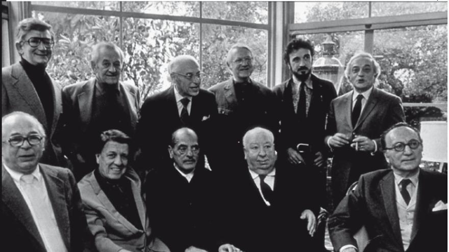 'El banquete de los genios. Un homenaje a Luis Buñuel' Manuel Hidalgo