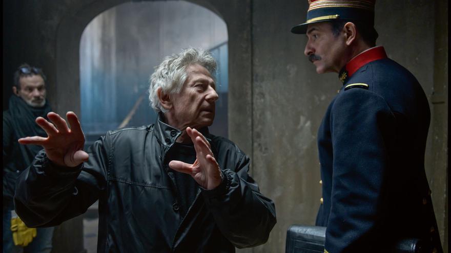 Polanski dirige a Jean Dujardin en 'El oficial y el espía'