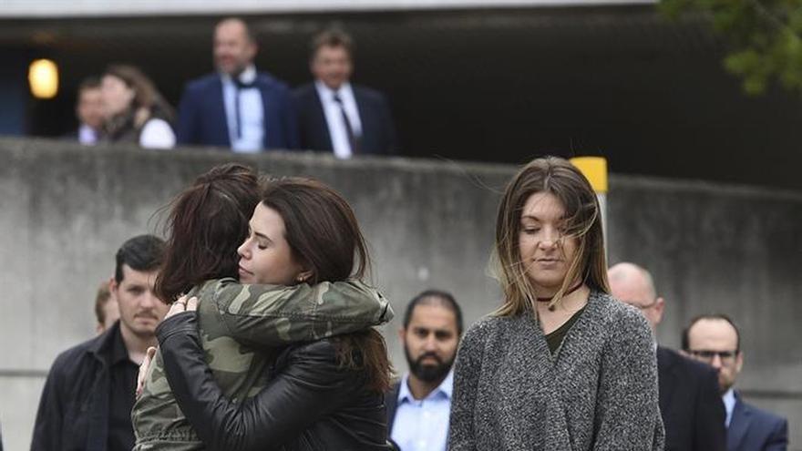 La víctima canadiense del ataque de Londres murió en los brazos de su prometido