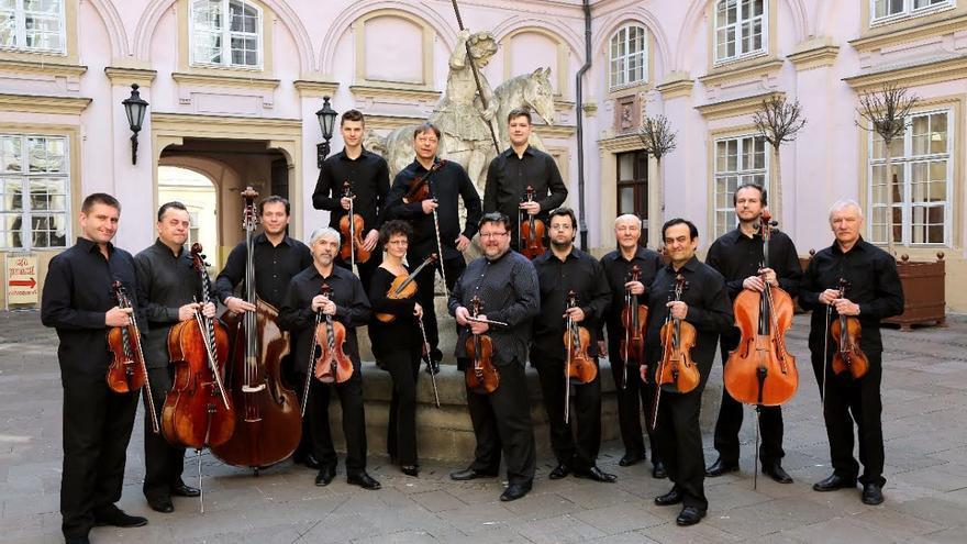 Orquesta Capella Istropolitana.