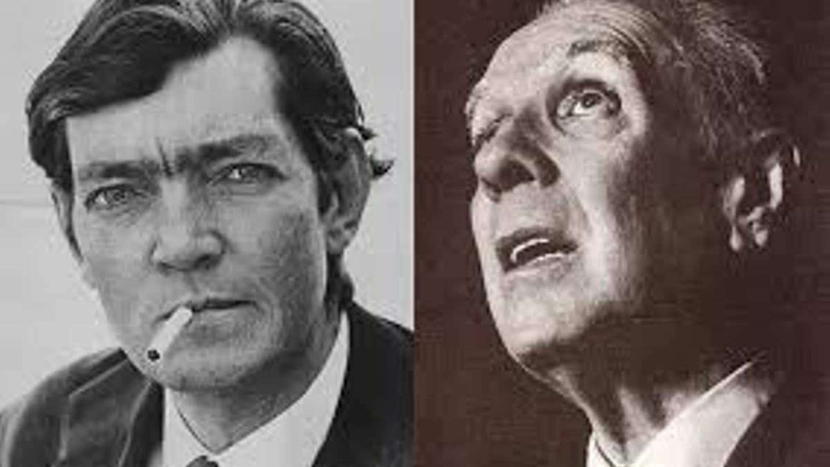 Julio Cortázar y Jorge Luis Borges, ¿qué los une?