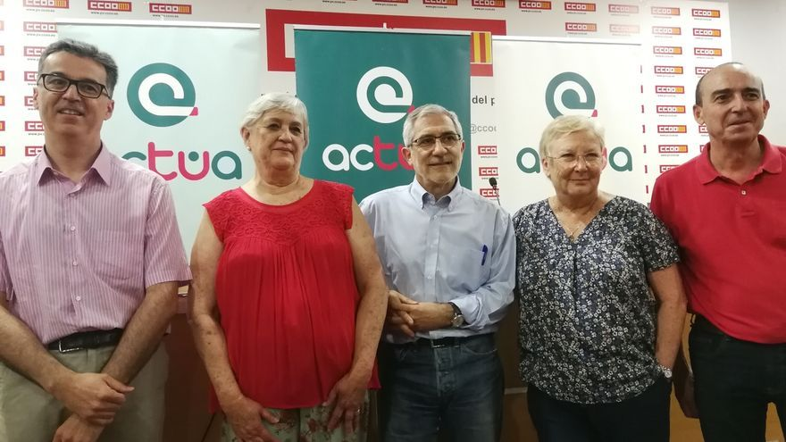"""IU suspende la asignación económica a Izquierda Abierta, que denuncia un """"tribunal inquisitorial"""""""