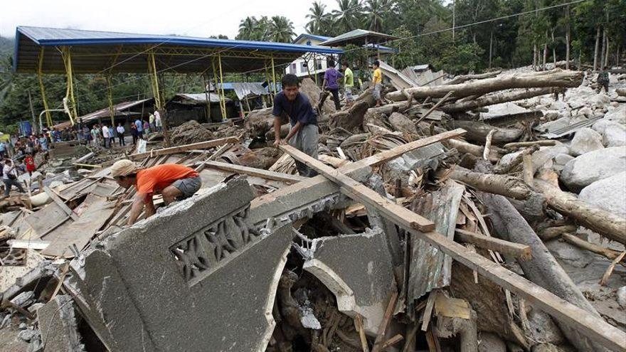 Un terremoto de magnitud 6,3 sacude la isla filipina de Mindanao