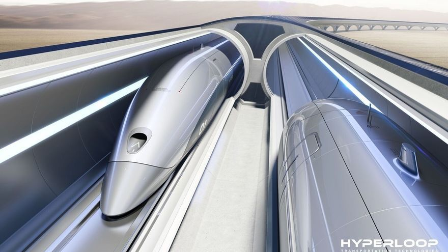 Hyperloop Transportation Technologies firma un acuerdo para conectar Cleveland con Chicago
