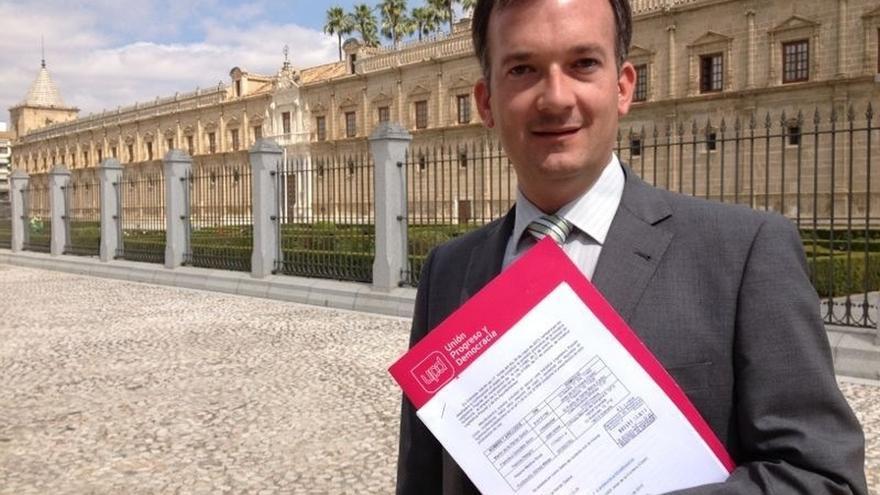 Elegidos los cabezas de lista de UPyD al Parlamento andaluz en primarias abiertas y sin avales