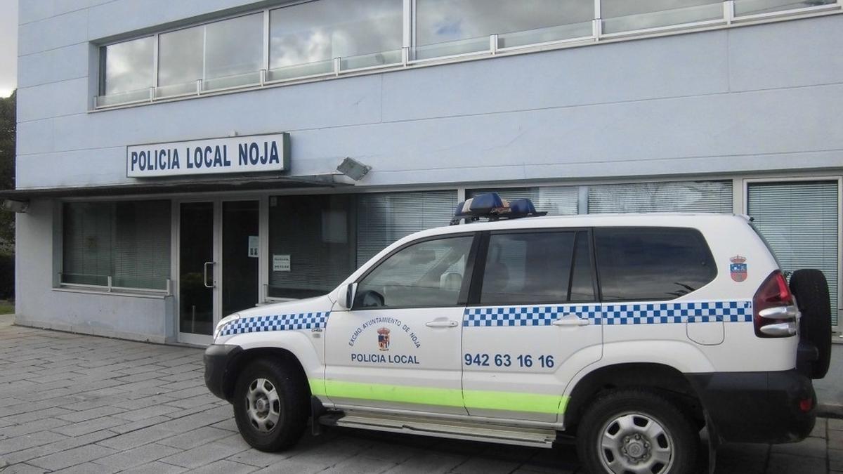 Policía local de Noja