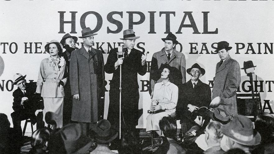 Fotograma de la película 'El político'