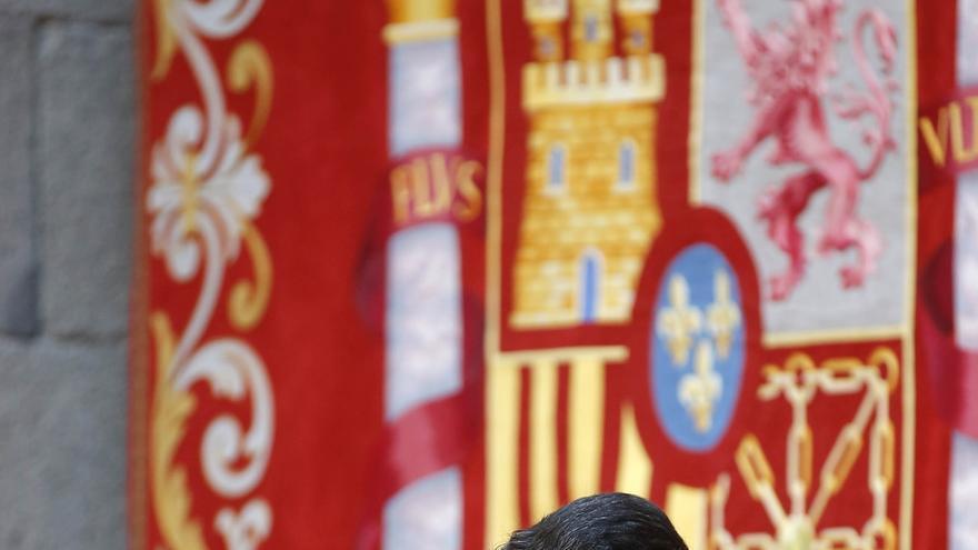 González pide que la normalidad vuelva a la Asamblea tras la expulsión de cinco diputados del PSOE en el pleno de ayer