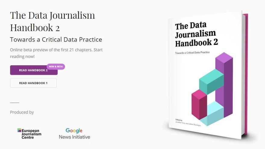 data journalism hankdbook