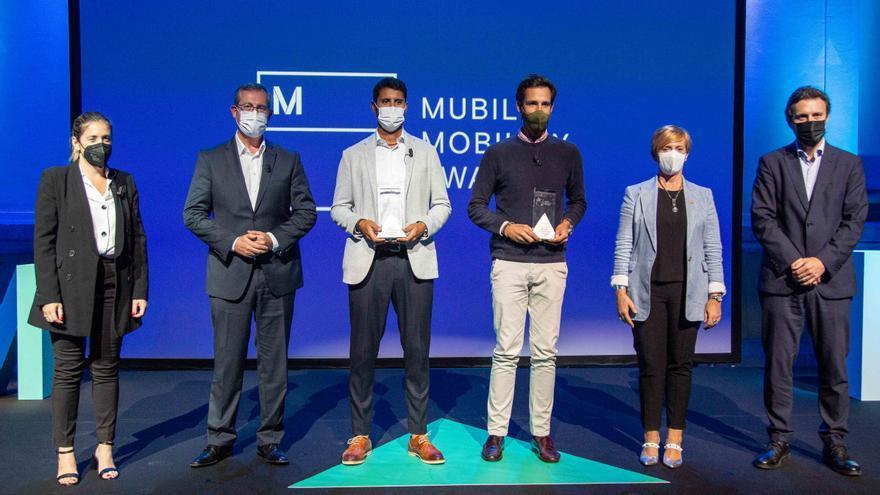 Entrega de los MUBIL Mobility Awards en San Sebastián