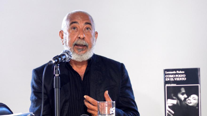 """Padura cree que el """"alarido"""" cubano demanda respuestas materiales y políticas"""