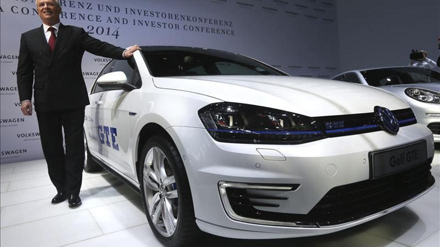 Volkswagen aumenta sus ventas en enero un 0,7 %, hasta 817.600 unidades