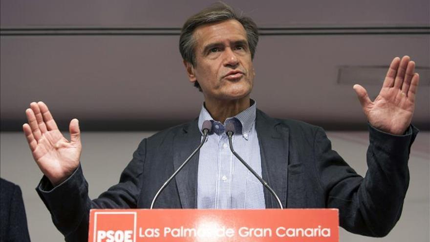 López Aguilar dirá el lunes si opta a liderar el PSOE tras una reflexión personal