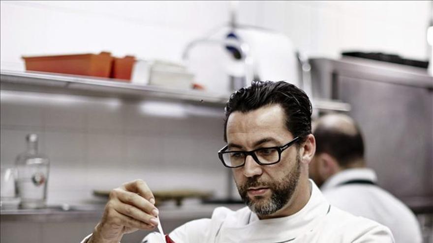 """Quique Dacosta afirma que """"cocina el Mediterráneo"""""""