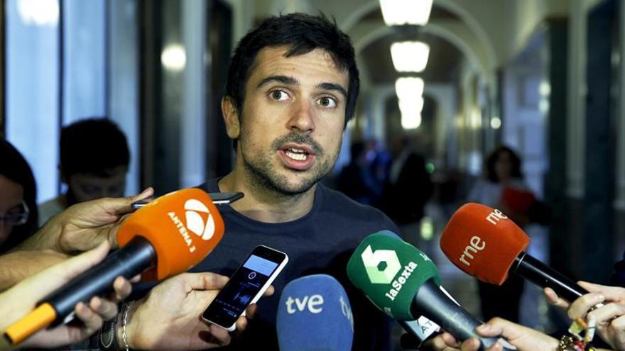 Espinar niega que exista una batalla interna en Podemos