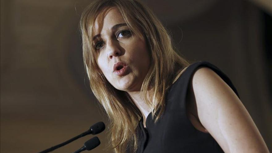 """La plataforma de Tania Sánchez pide a Podemos """"explorar"""" una candidatura unitaria"""