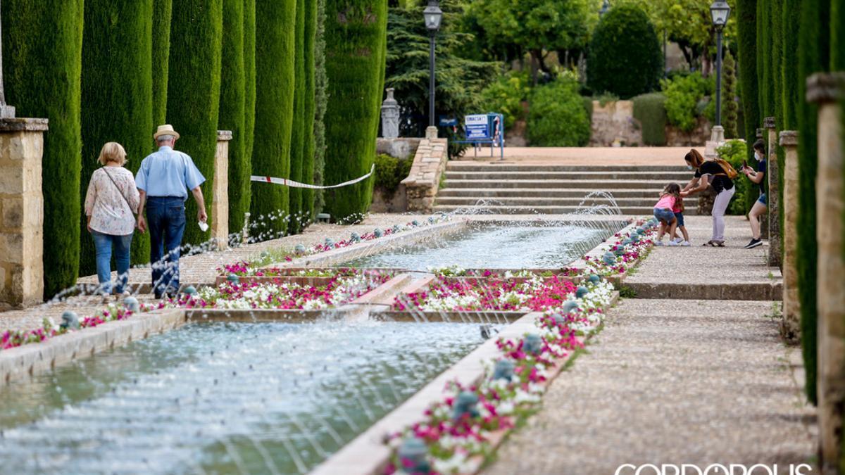 El Alcázar de los Reyes Cristianos será uno de los lugares visitados