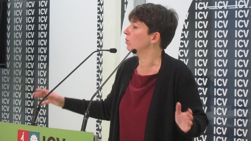 """ICV-EUiA cree que CiU debería """"suspender"""" la condición de diputado de Crespo"""
