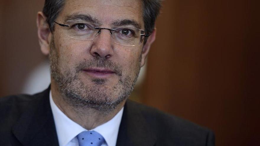 El ministro de Justicia de España visitará Colombia la próxima semana