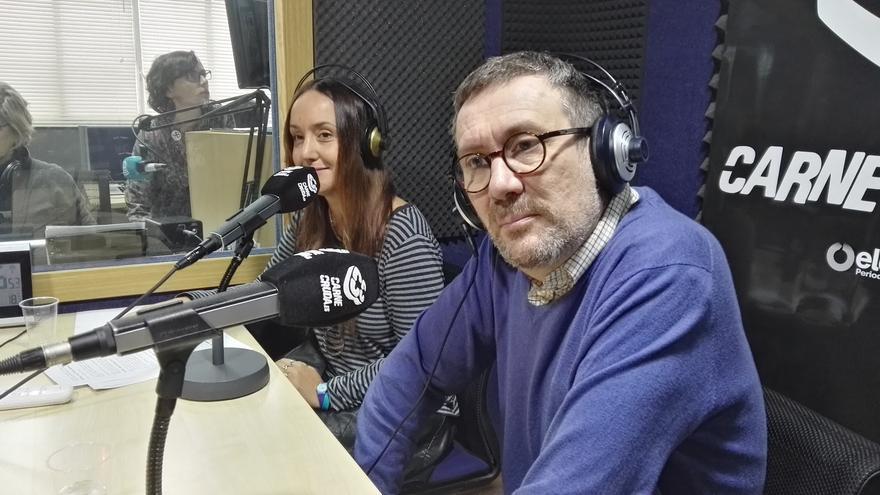 Luisge y Silvia Herreros