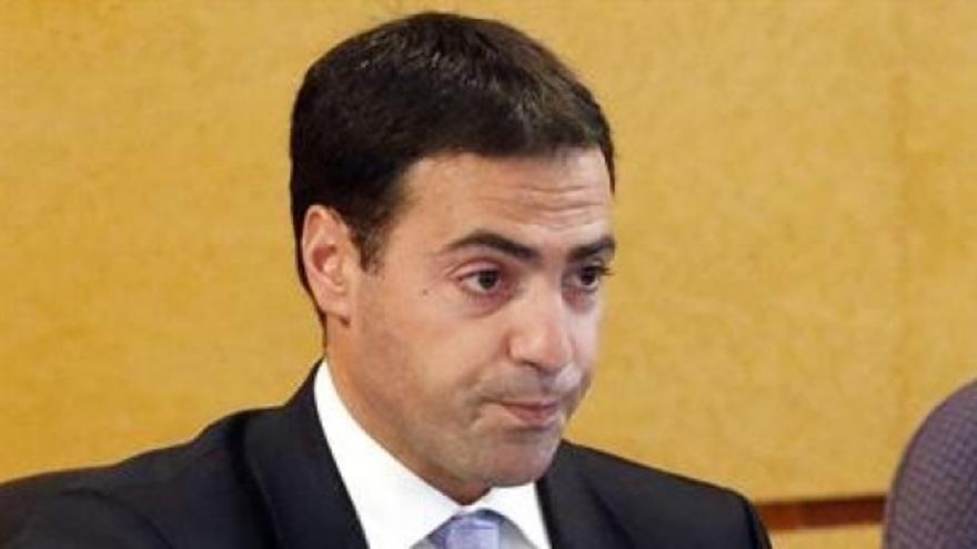 El diputado vizcaíno Imanol Pradales. Foto:Efe