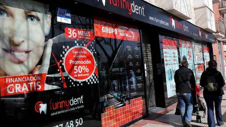 El dueño de Funnydent recupera parte del control de sus empresas