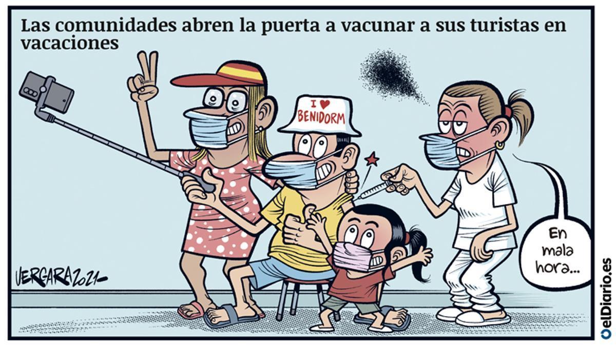 Vacuna vacacional