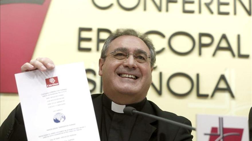 Gil Tamayo asegura que la asignatura de religión es un derecho esencial más allá de pactos