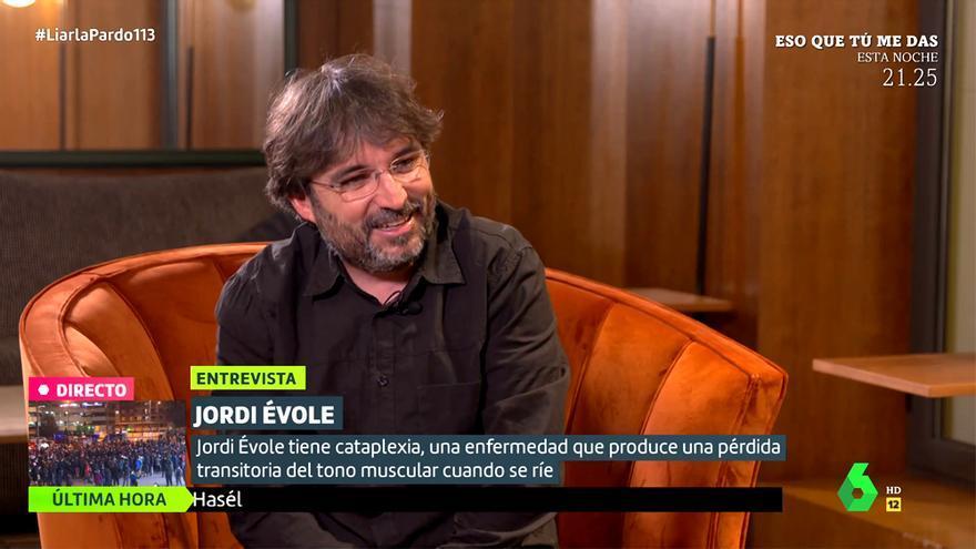 Évole explicó su ataque de cataplexia en 'Liarla Pardo'