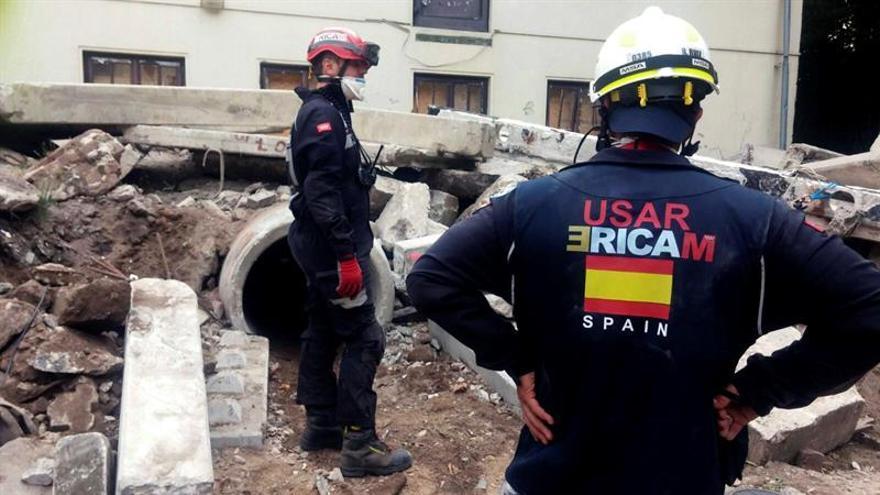 Ericam logra la recalificación de la ONU como equipo internacional de rescate
