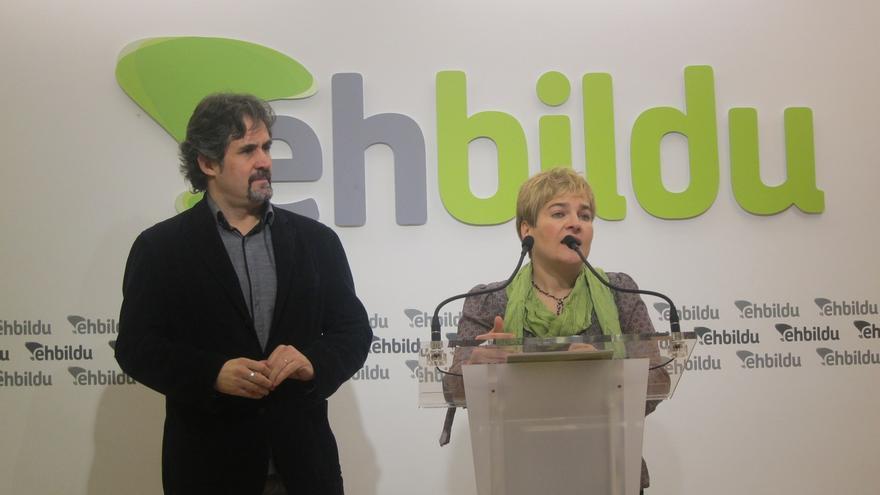 """EH Bildu planteará el sábado """"una hoja de ruta"""" basada en """"la unilateralidad"""" y con la sociedad como """"garante y líder"""""""