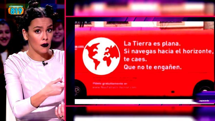 'Zapeando' muestra el aluvión de memes con el autobús tránsfobico de Hazte Oír