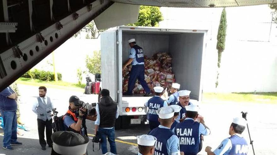 Ministro advierte que emergencia sigue en el sur de México por el terremoto