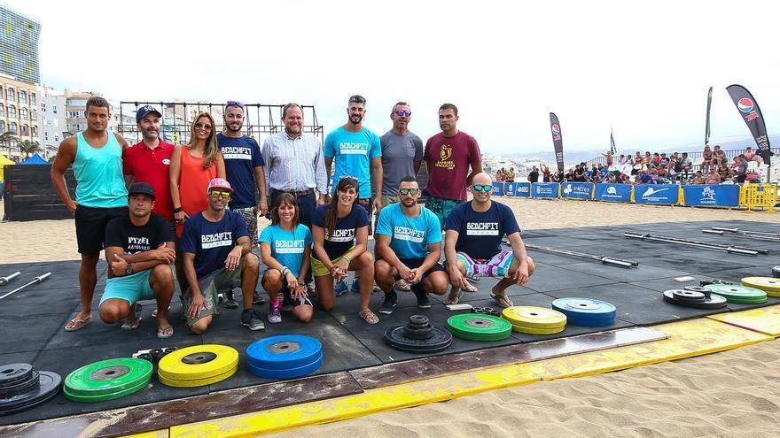 Los 'Juegos de Verano' en Las Canteras han comenzado este viernes 26 de agosto.