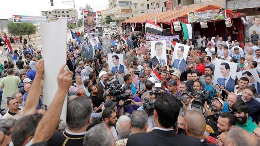 Al Asad da una nueva amnistía a todos los desertores dentro y fuera de Siria