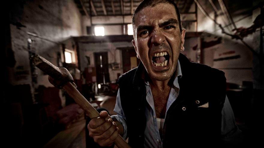 Fotograma del filme 'Cabanyal Z'