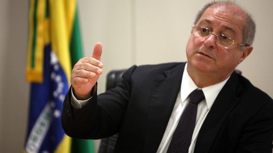 Detenido el exministro de Lula y Rousseff en una nueva operación anticorrupción